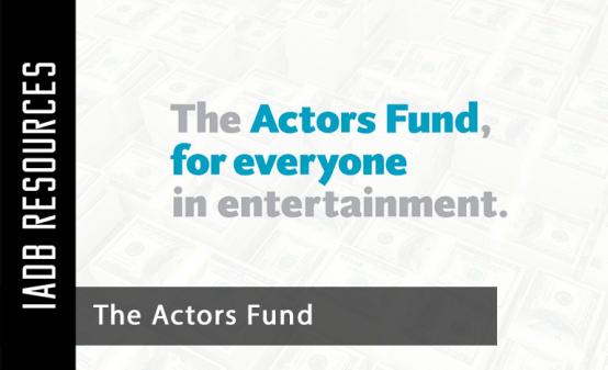 Tools in Online - The Actors Fund