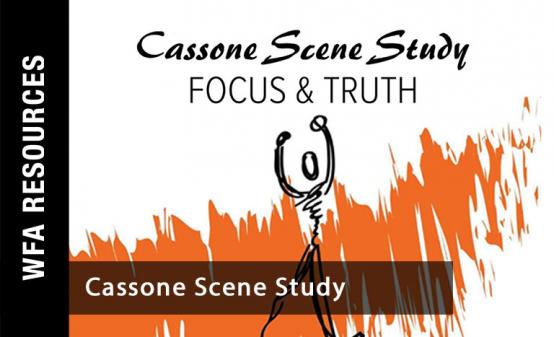 Acting Coaches in Glendale, Ca - Cassone Scene Study