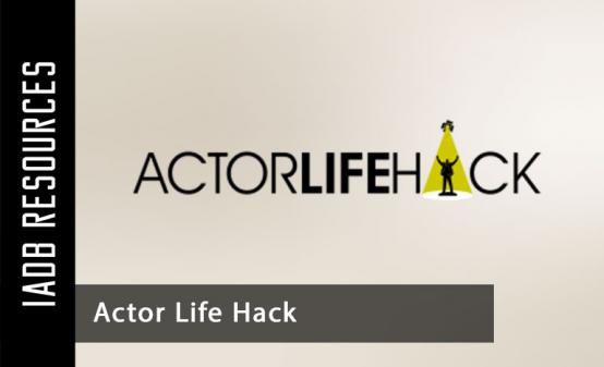 Blogs & Advice in Online - Actor Life Hack