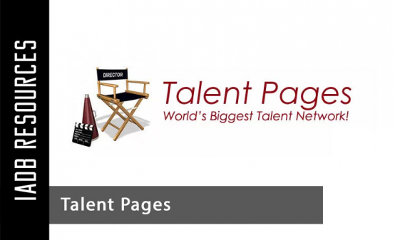 Casting Call Sites in Online - Talent Pages