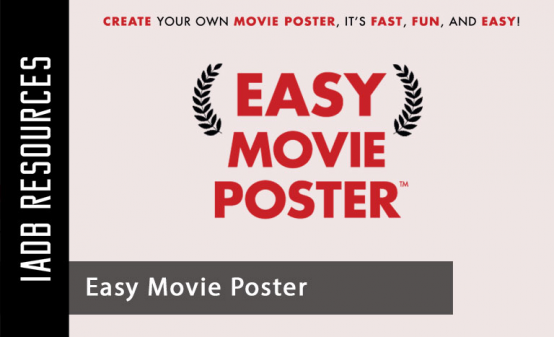 Tools in Online - Easy Movie Poster