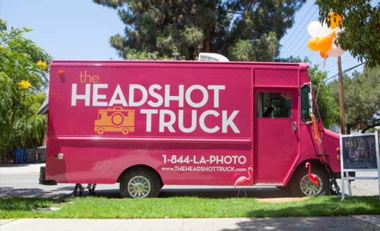 The Headshot Truck is an all-inclusive, mobile photography studio where actors,...