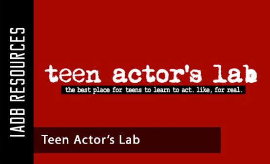 Junior Actors in Online - Teen Actor's Lab