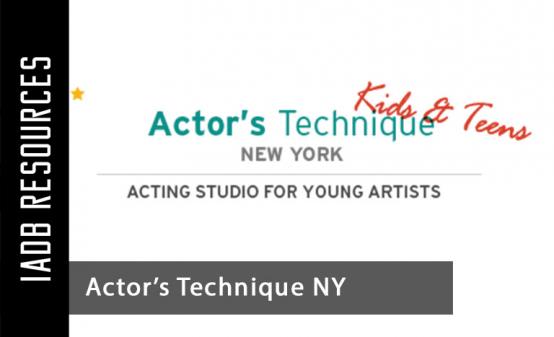 Junior Actors in New York - Actor's Technique NY