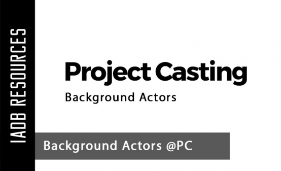Background Actors in Online - Project Casting Extras