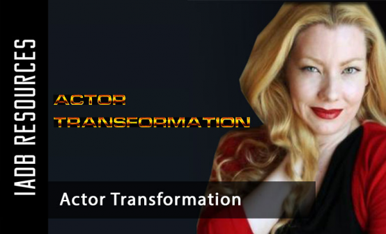 Acting Coaches in Online - Actor Transformation