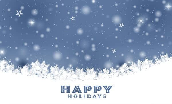 Happy Holidays from Web For Actors