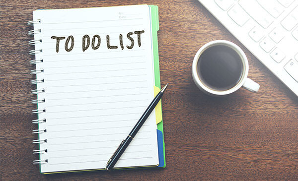 16 Things for Your To-do List