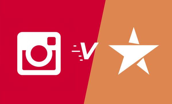 Actor Website VS Instagram - Breakdown
