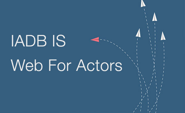 IADB is now Web For Actors