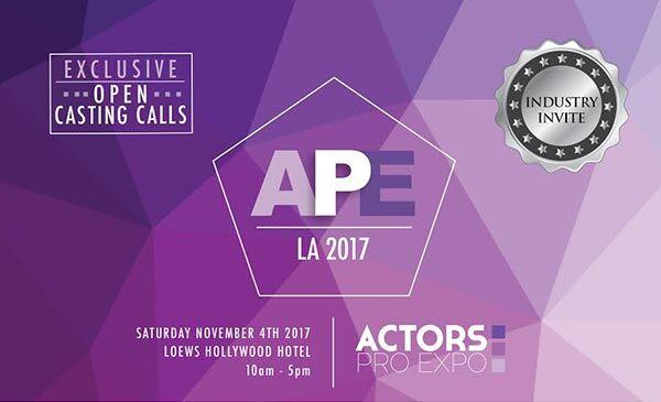First Actors Pro Expo in LA