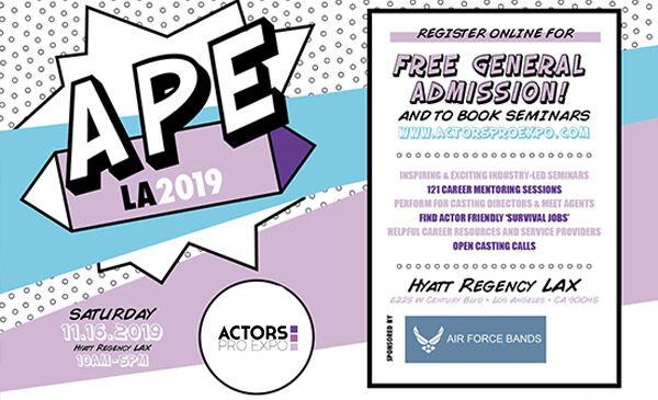 Actors Pro Expo 2019