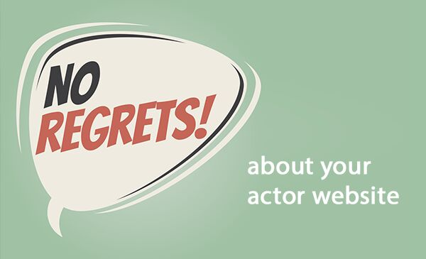 advice,features,tips,templates,actor websites